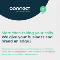 Click through to the Connect website and check out our copywriters' work.