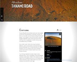 Click image to view description of Tanami Road