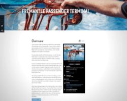 Click image to view description of Fremantle Passenger Terminal