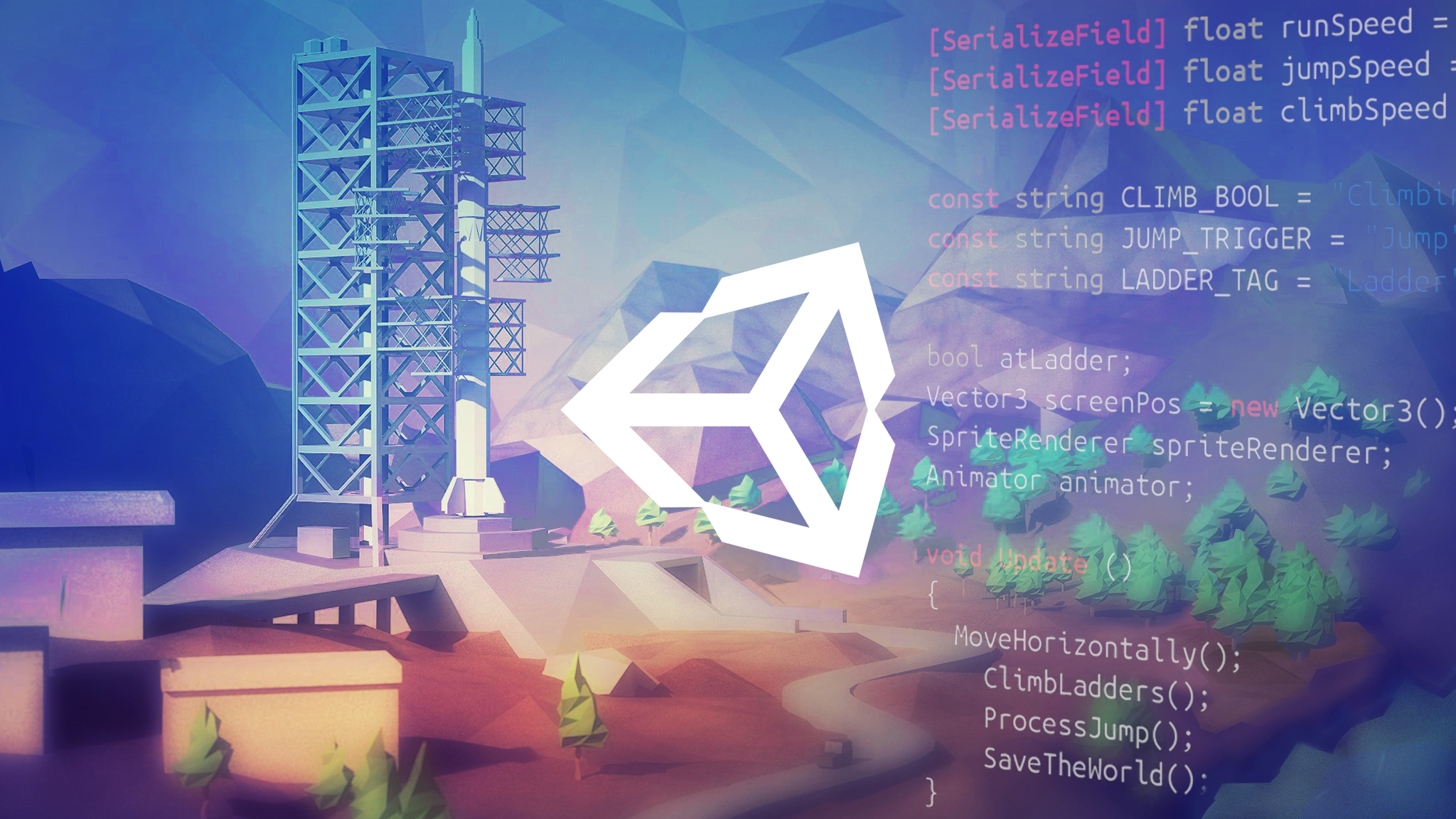 Unity C# - Unity is the perfect combination of powerful and simple. You'll have your first game written in no time.