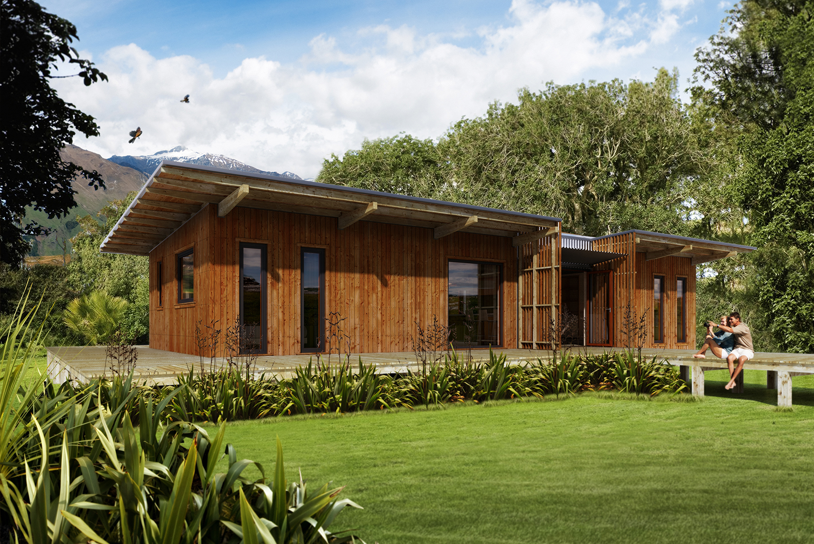 Based on original award-winning Meridian First Light this 100 square meter, 2 bedroom home is more spacious, better performing and even more affordable.