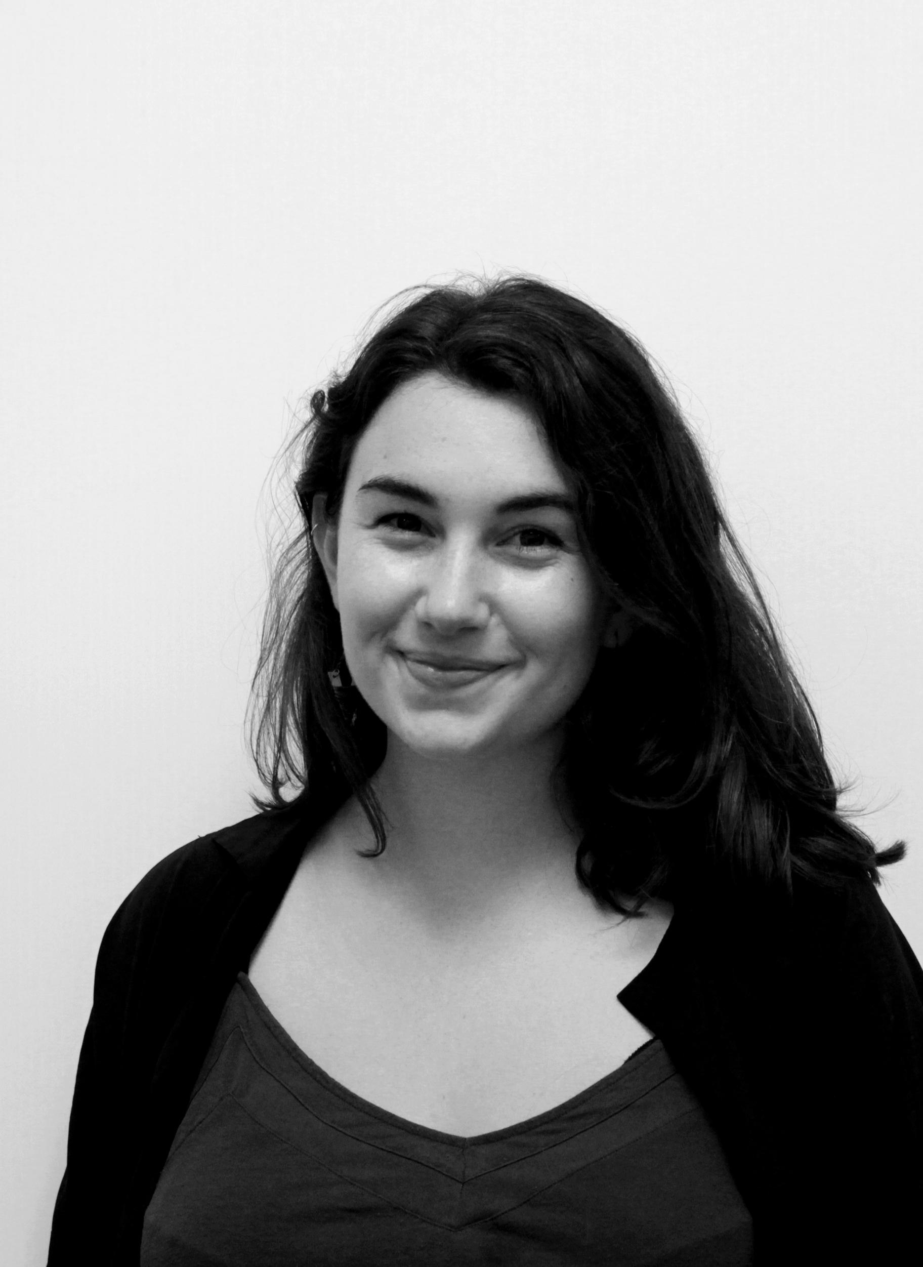 Brittany Irvine  Architectural Graduate   brittany@firstlightstudio.co.nz
