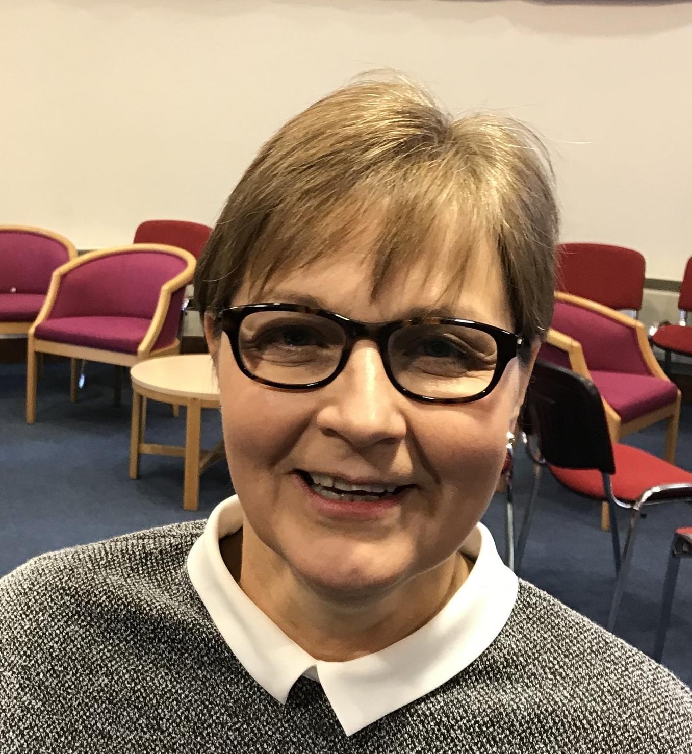 Agnes Hamilton (Pastoral Associate)