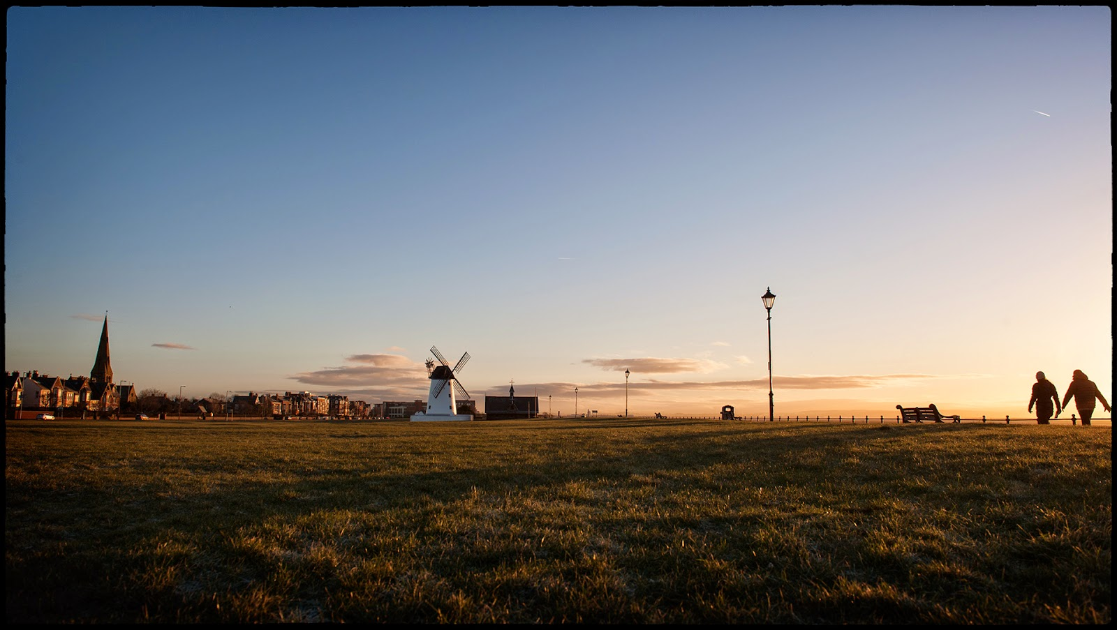 Lytham green windmill St Annes Lancashire