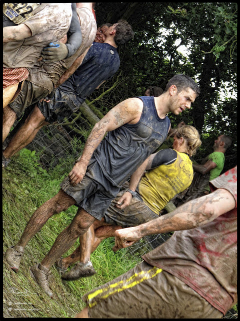"<img src=""Tough Guy race"" alt=""Me Tough guy race muddy water challenge nettle warror iron man competing competition lee ramsden"">"