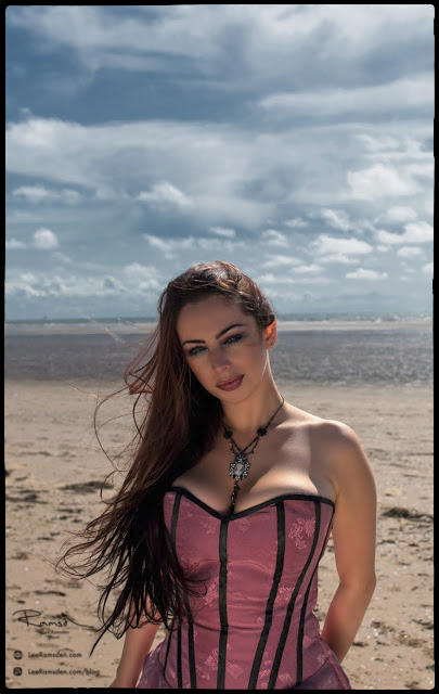 "<img src=""Kelly Moss 50s"" alt=""Kelly Moss Ramsden Blackpool Beachs 50's dress Lee Ramsden"">"