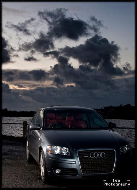 """<img src=""""Audi S-Line Quttro"""" alt=""""Audi Fairheaven Lake Lancashire Quattro S3 Sline s-line lee ramsden photography"""">"""