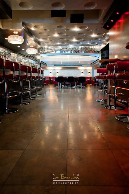 Lonsdale London Bar design by 4orm ltd design bar area