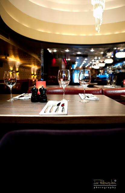 Lonsdale London Bar design by 4orm ltd design dining room