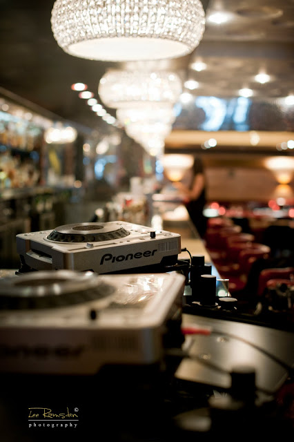 Lonsdale London Bar design by 4orm ltd design Dj equipment