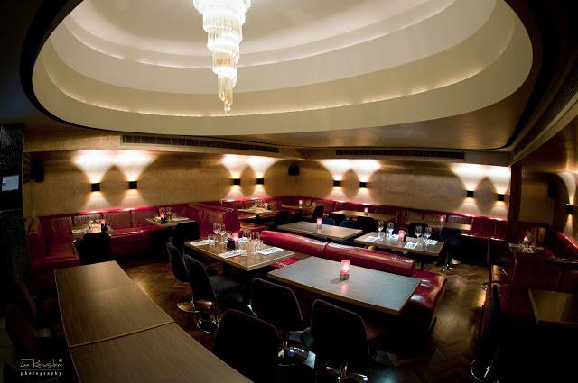 Lonsdale London Bar design by 4orm ltd design
