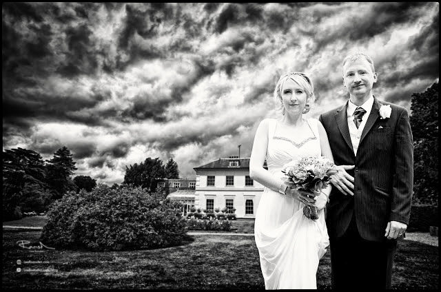 Mr and Mrs Morris wedding photography Hertfordshire 01