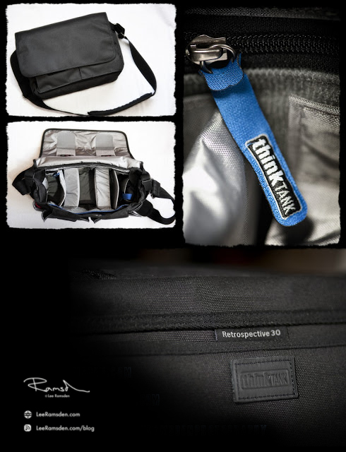 Think Tank Retrospective 3.0 camera bag best in the world multiple images