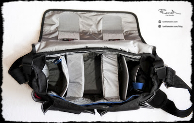 Think Tank Retrospective 3.0 camera bag best in the world open