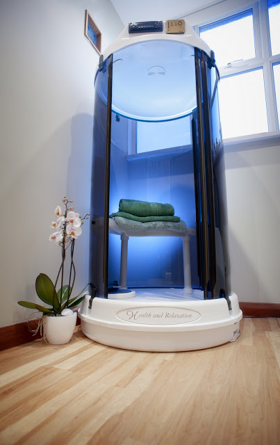 MyTime health and beauty sauna