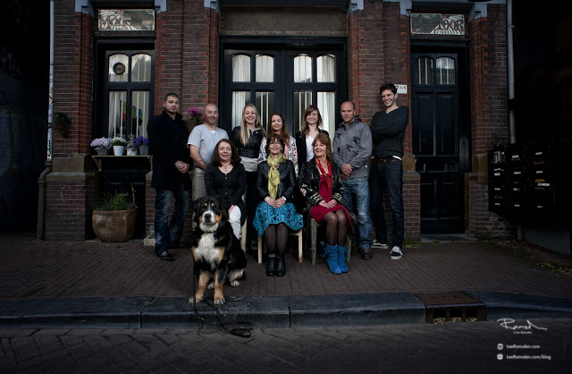 Lee Ramsden Dutch Family Aimee Pelgrom Maia Martin Duro