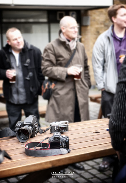 The art of photography London meet up