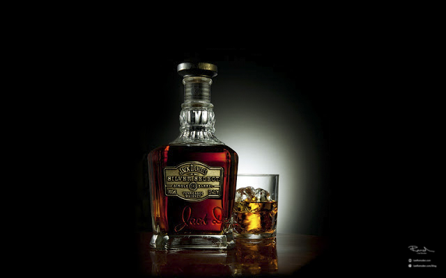 Product photography Jack Daniels whiskey professional photography