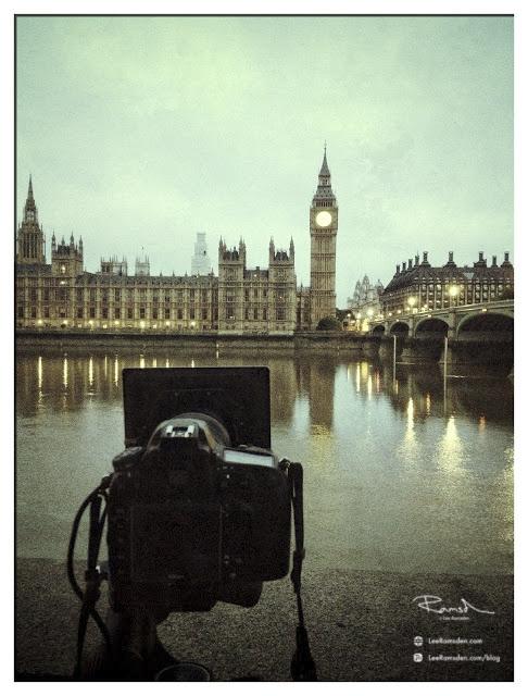 London Big ben river Thames Professional camera landscape photographer