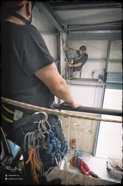 IRATA, rope access, ropes, climbing, Blackpool, Training, TALLON, TALON, NDT, Lee Ramsden, Photography, Harness, offshore, oil and gas, north sea 03