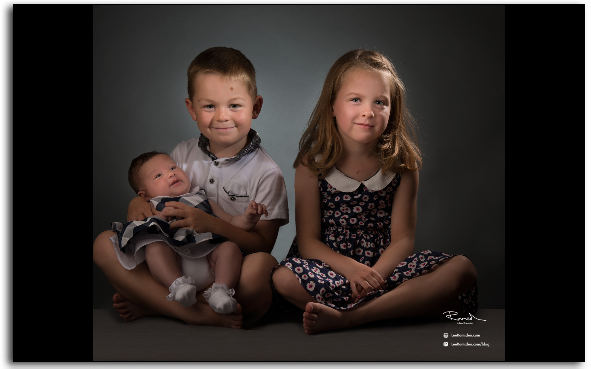 Family children professional photographer Lancashire