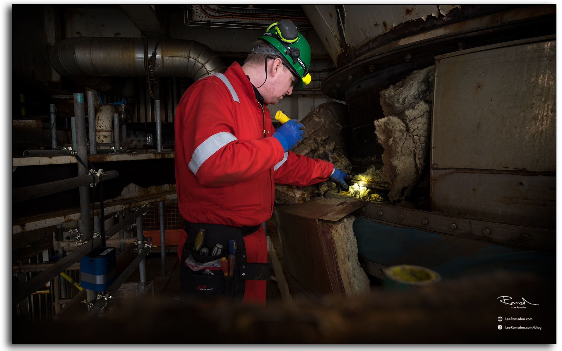 asbestos, survey, chris boyle, environmental essentials, rockwall, mmf, offshore, inspection, north sea, oil and gas