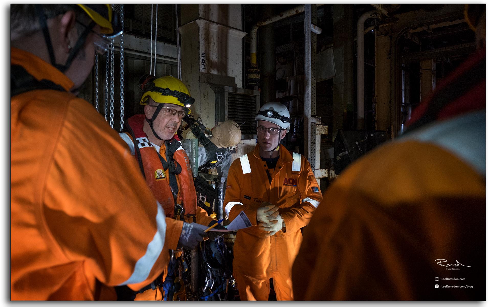 oil and gas, tool box talk, TBT, industrial, job brief,