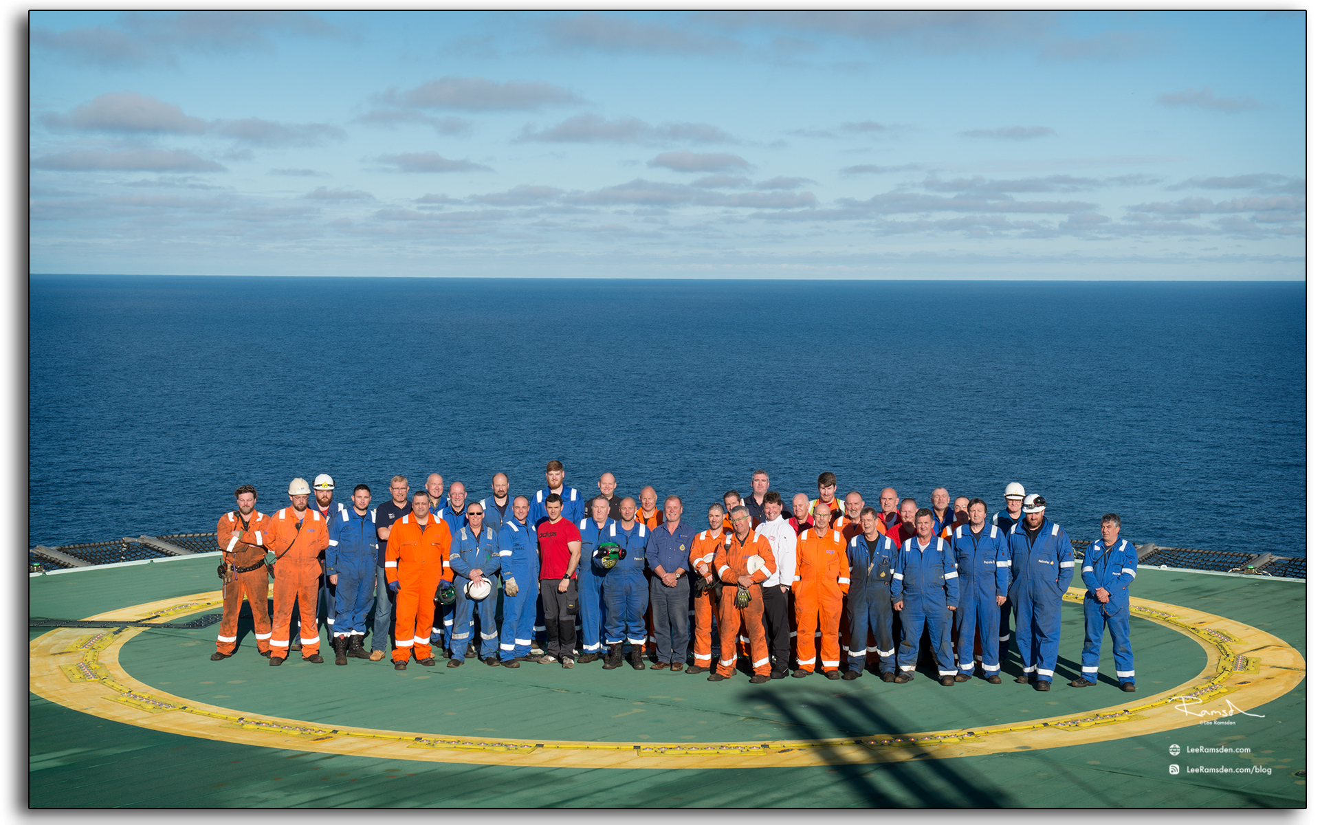 BP, Miller, Petrofac, Core crew, oil and gas industry, offshore, north sea.jpg