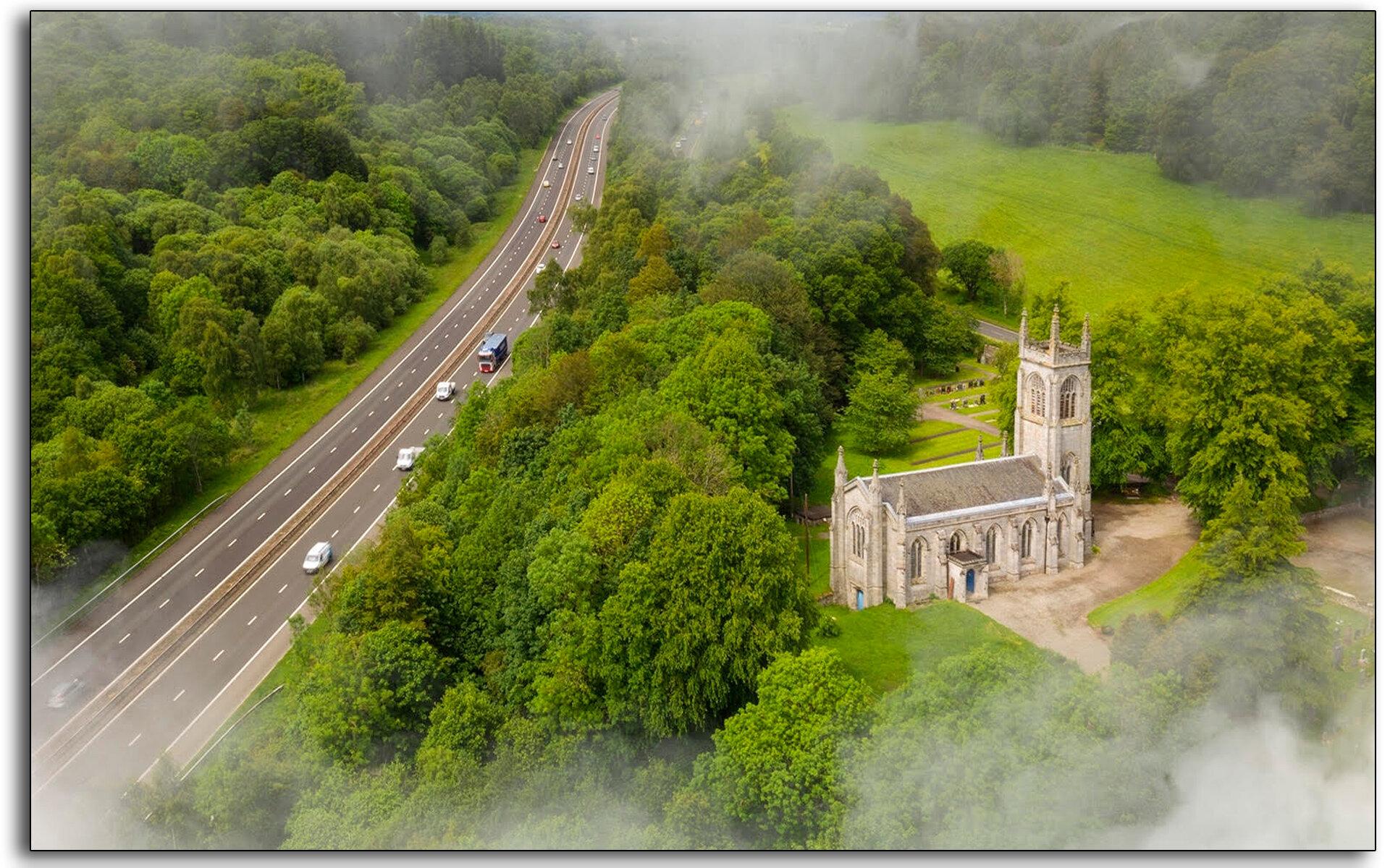 Lecropt Kirk, Parish, Church, Bridge of Allan.jpg