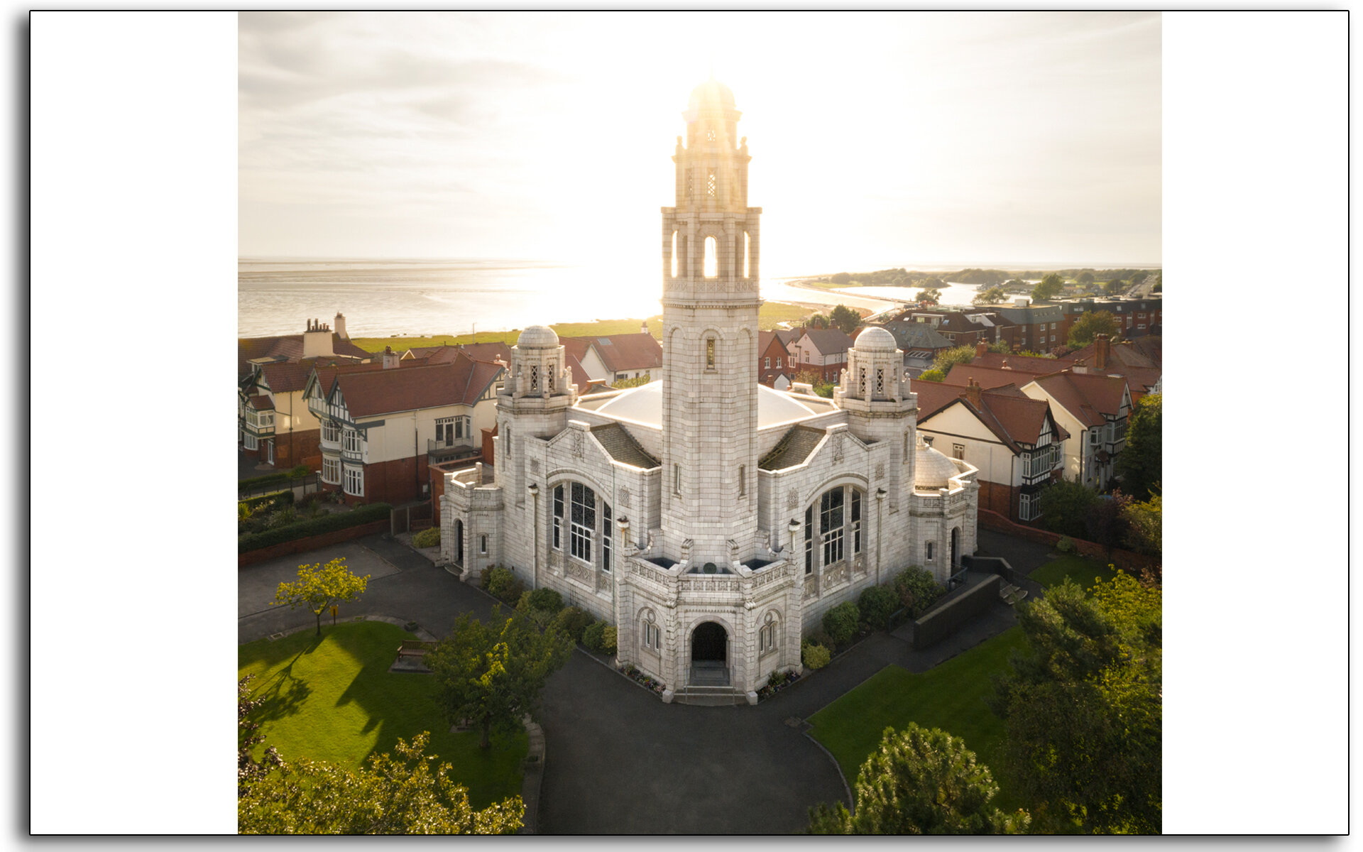 the white church, Ansdell and Fairhaven, Reformed church, Lytham, St Annes.jpg