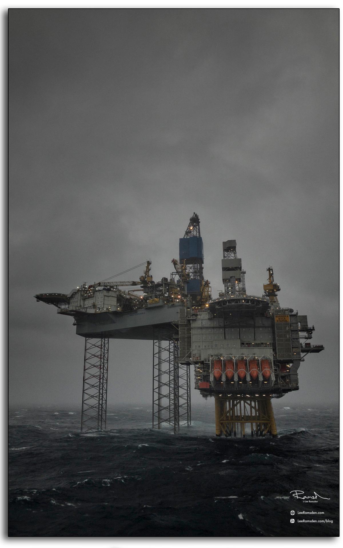 01 Marine, oil and gas, platform,  oil rig, equinor,  northsea.jpg