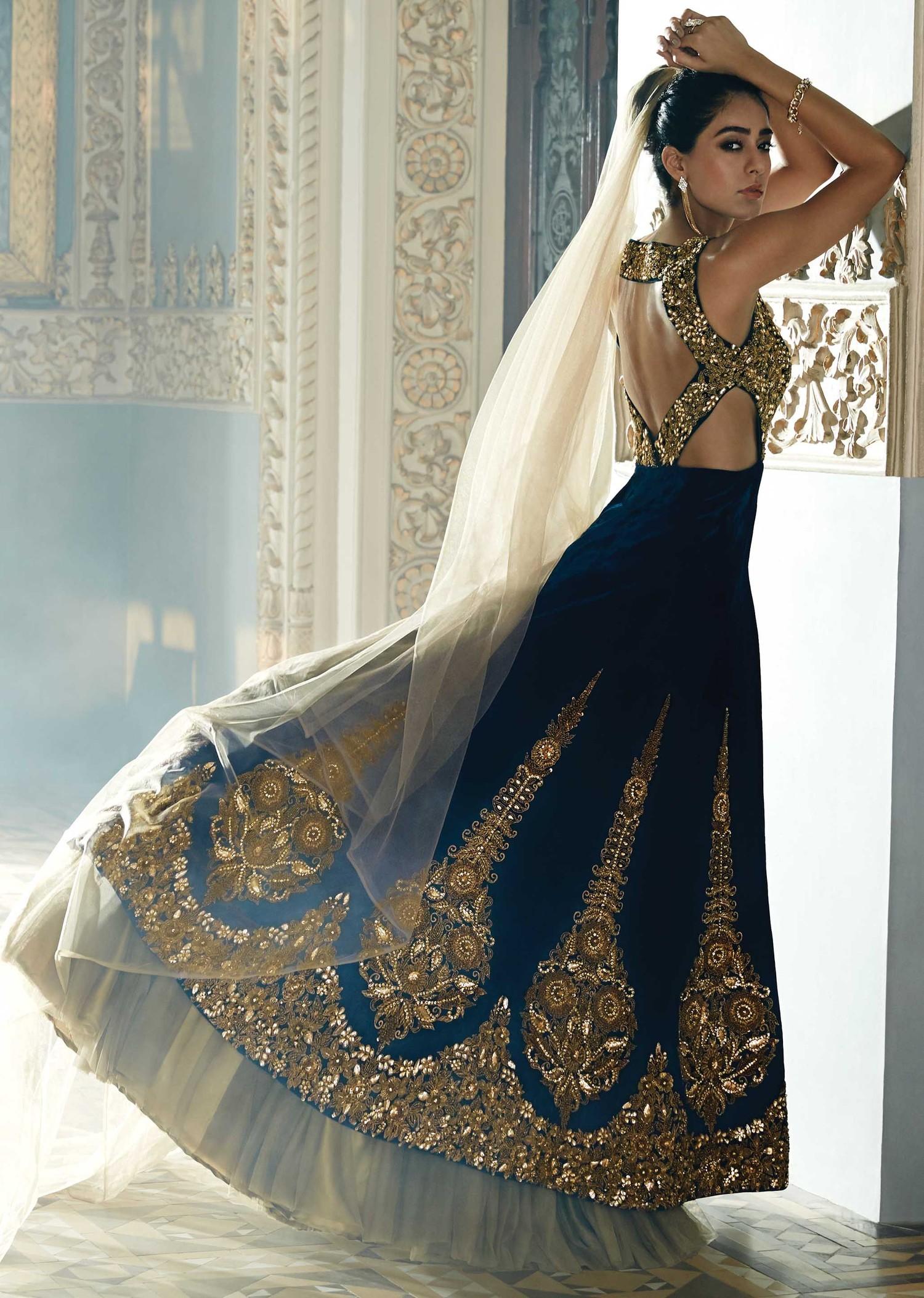 Indian Bridal Hair & Make-up — Simis Hair and Beauty Salon