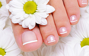 Pedicure  by Simis hair and beauty salon Birmingham