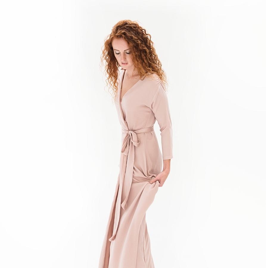 FALL GODDESS DRESS NUDE