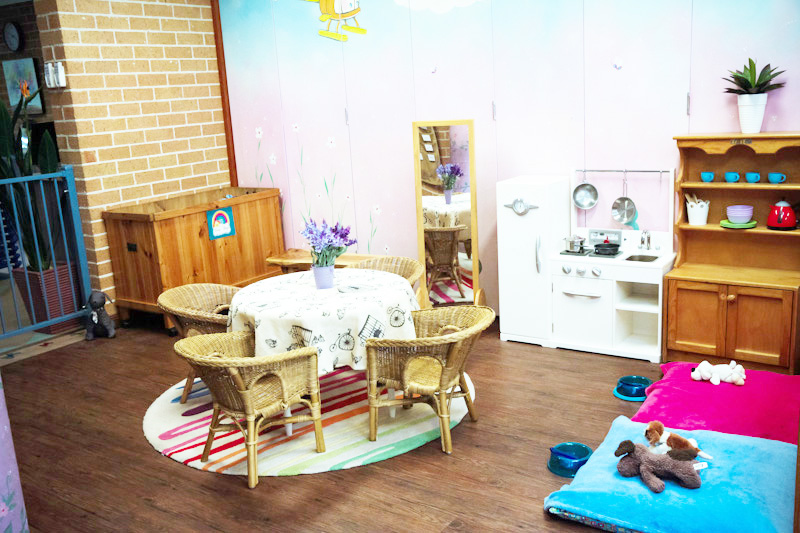Possums Room: Children 3 to 4 years of age
