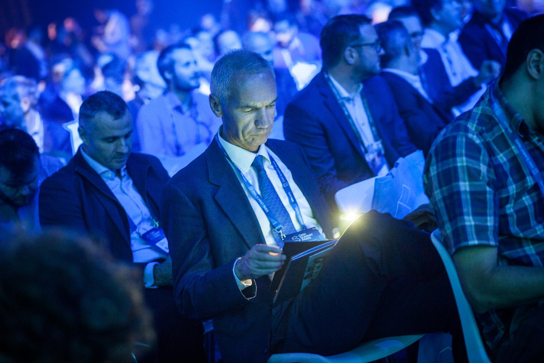 OVH Summit à Paris - 2017