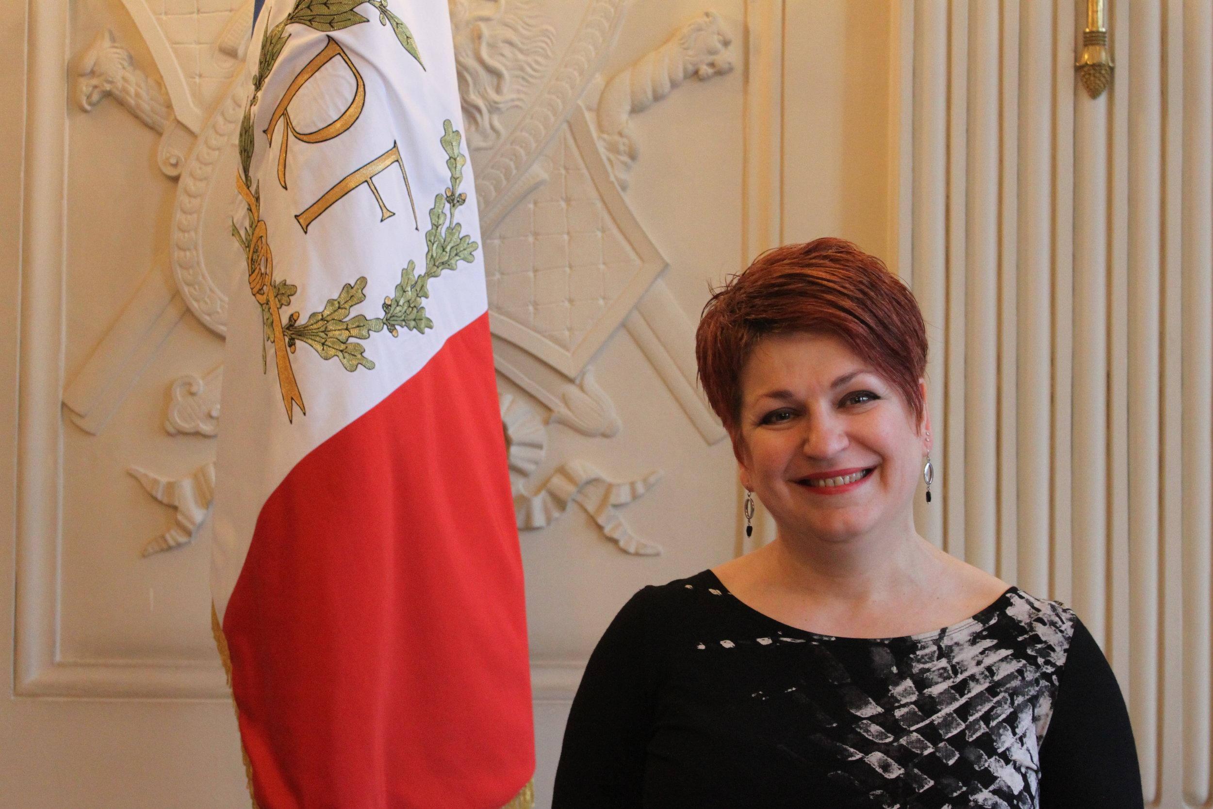 Françoise Laveille - Paris V