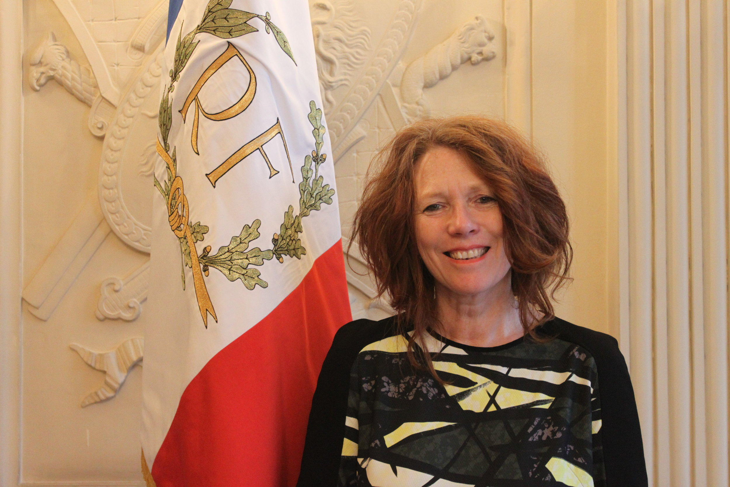 Anne O'Mahoney - Supaéro
