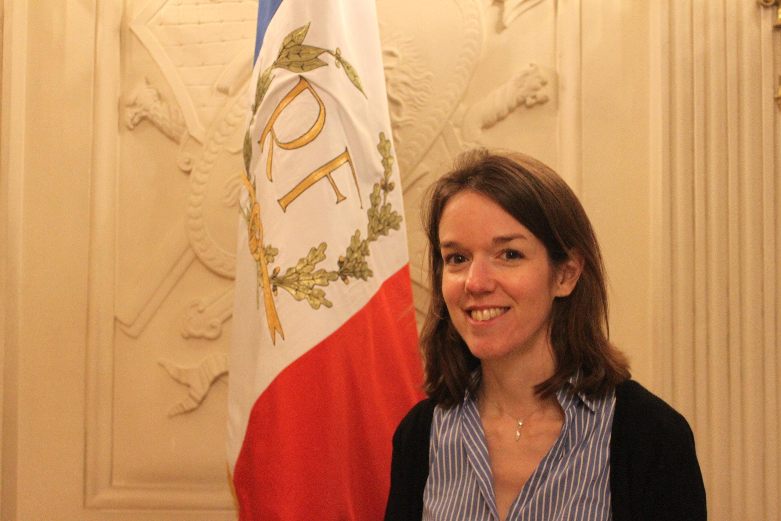 Dorothée Butigieg, ENS Coach