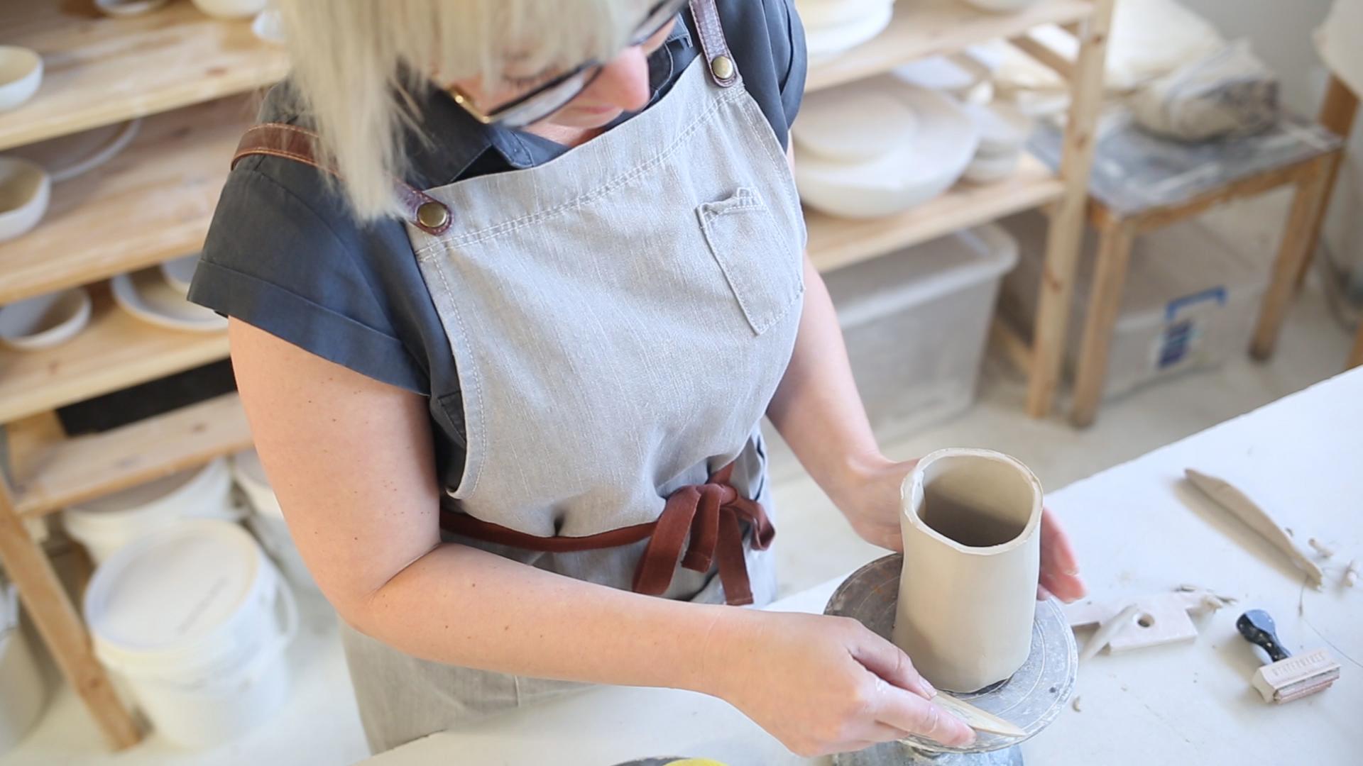 Handmade Ceramics Winterwares