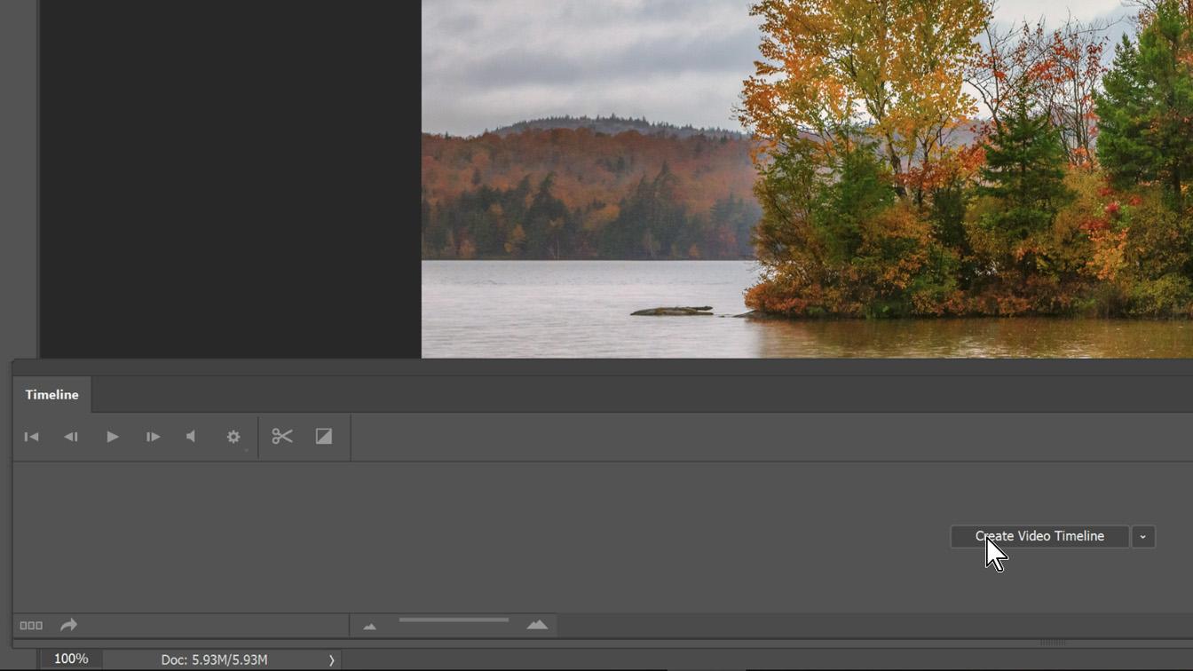 Create Video Timeline