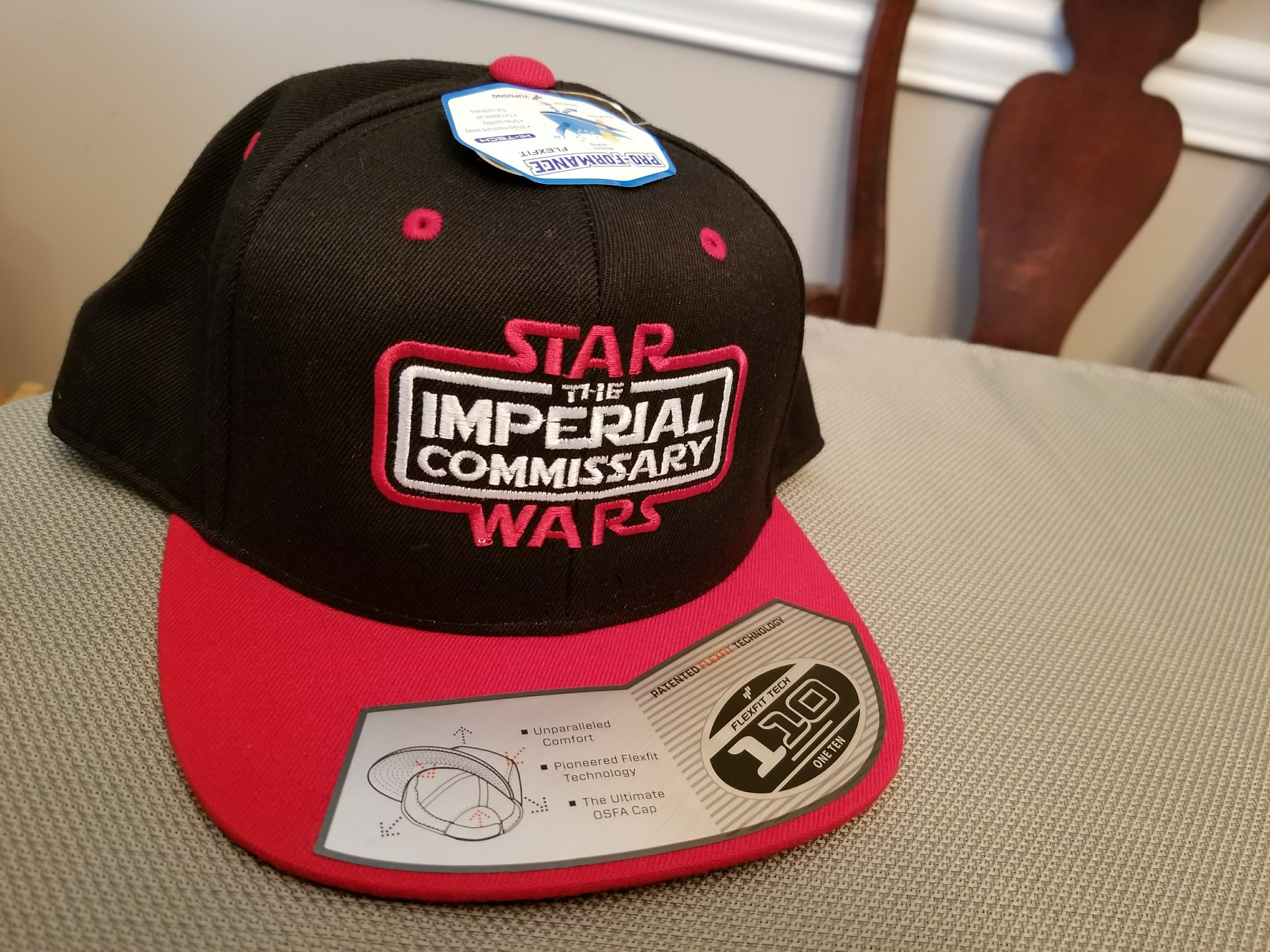 (NEVER SOLD) THE ADMIN EDITION SNAPBACK