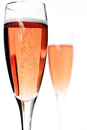 The Mrs Claus has a lovely rosy hue, similar to this cocktail here.
