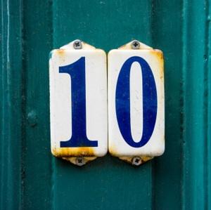 Door 10 of the Woman Next Door's advent calendar.