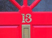 Door 13 of the Woman Next Door's advent calendar.