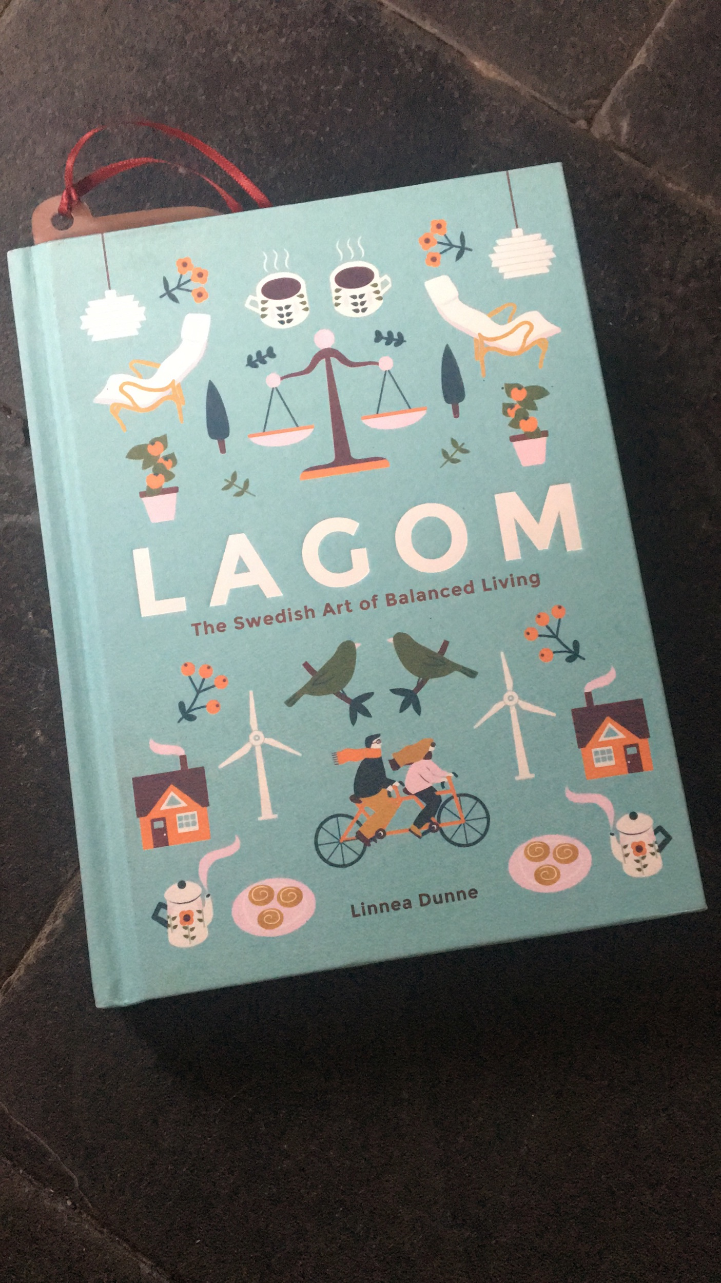 Lagom your life! This is a great read.