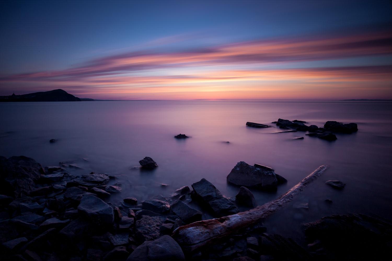 Landscape photo in the Magdalen Islands - la Grave