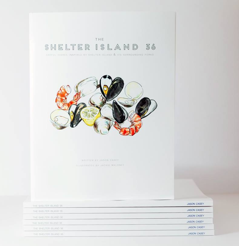 Get your copy of  The Shelter Island 36   here.