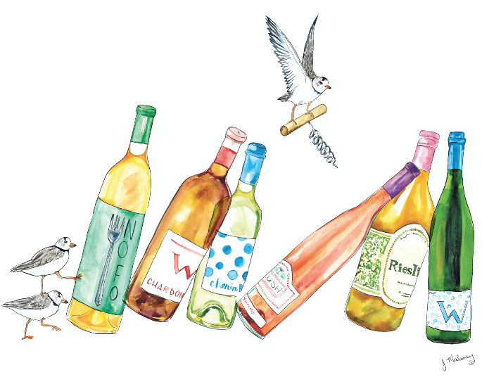 Wine Dominos
