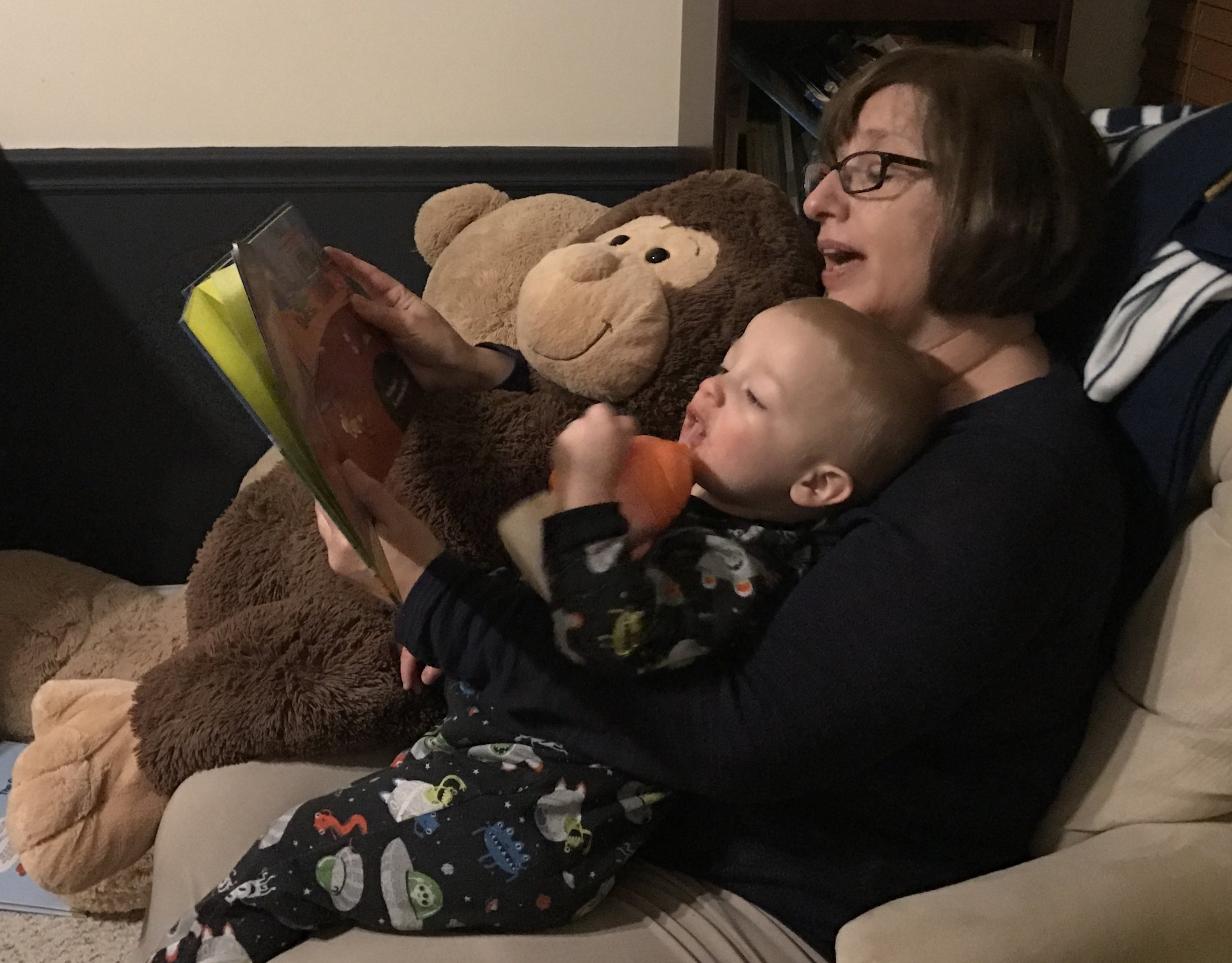 Mama reading to Michael.jpg